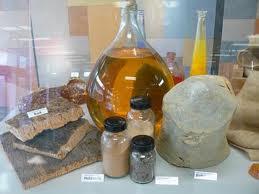 Природные компоненты для изготовления линолеума