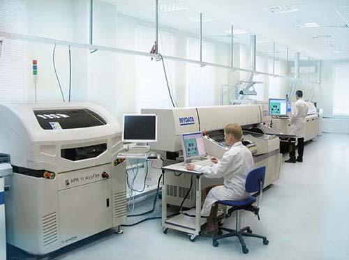 Линолеум антистатический в помещениях с опасной средой