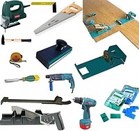 Инструмент, необходимый для укладки ламината