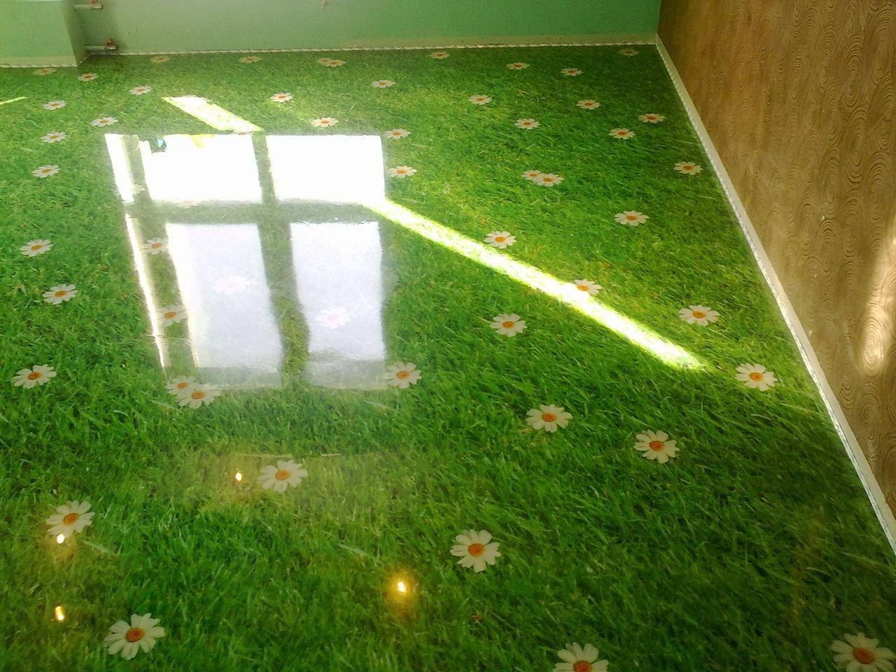Чаще всего в жилых помещениях используют наливные полы с трехмерным изображением