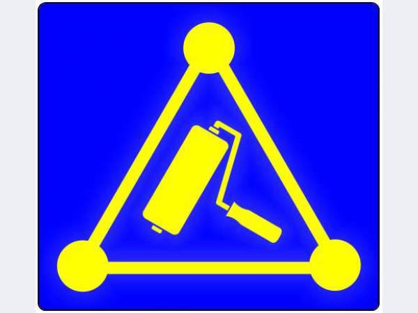 логотип изготовителя наливных полов