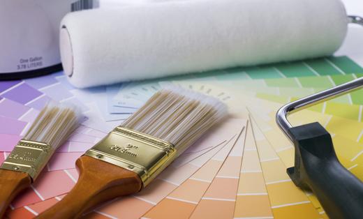 Чем покрасить бетонный пол?