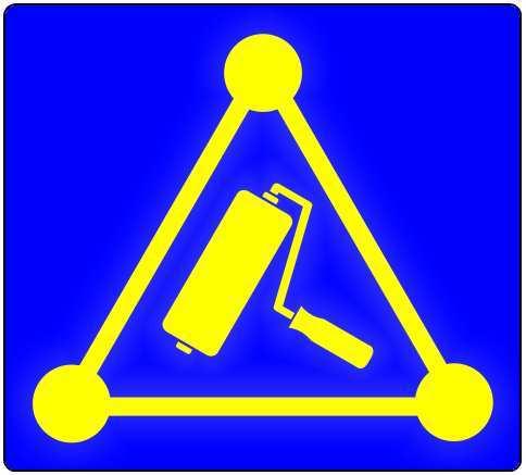 логотип наливных полов