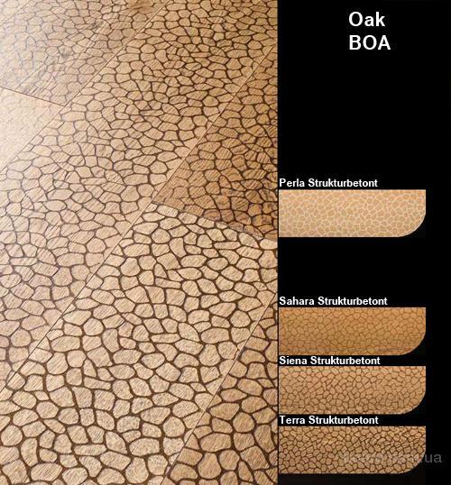 Коллекция Boa, чешуйчатое исполнение