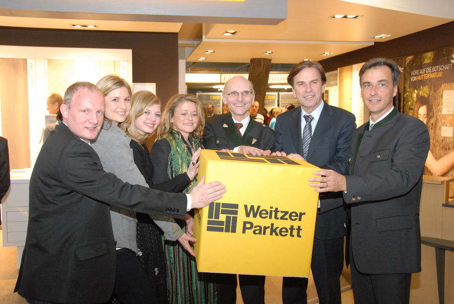 Австрийская команда разработчиков WeitzerParkett