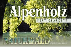 Фото logotip компании alpenholz