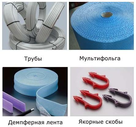 Маты для теплого теплоизоляция электрические пола