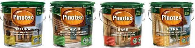 Масло марки Pinotex