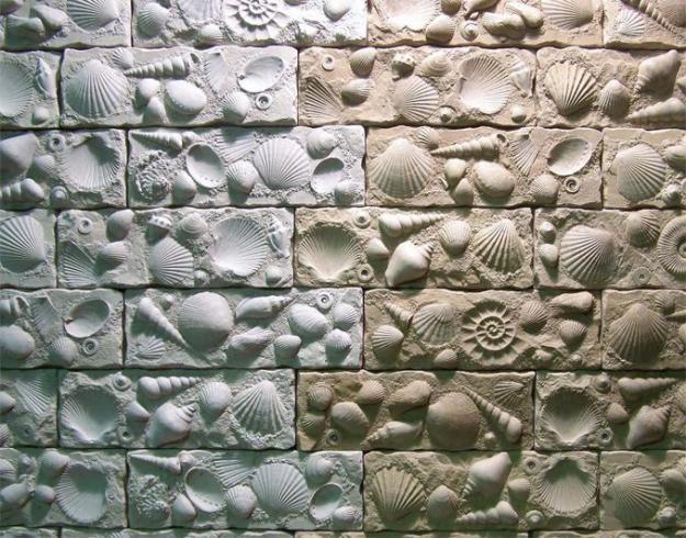 Декоративная фасадная плиточка